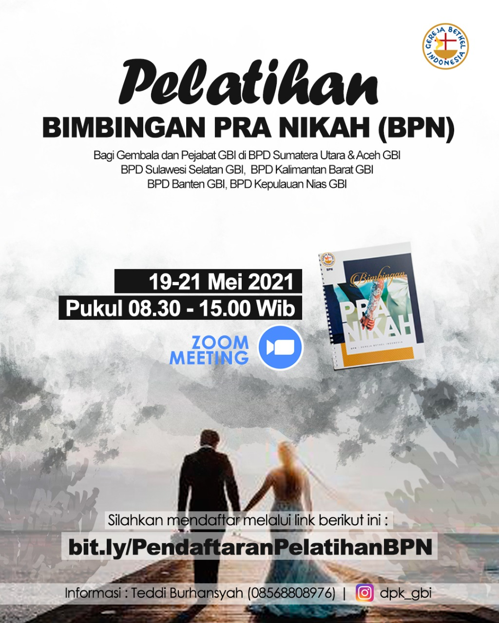 You are currently viewing PELATIHAN BIMBINGAN PRA NIKAH (BPN)