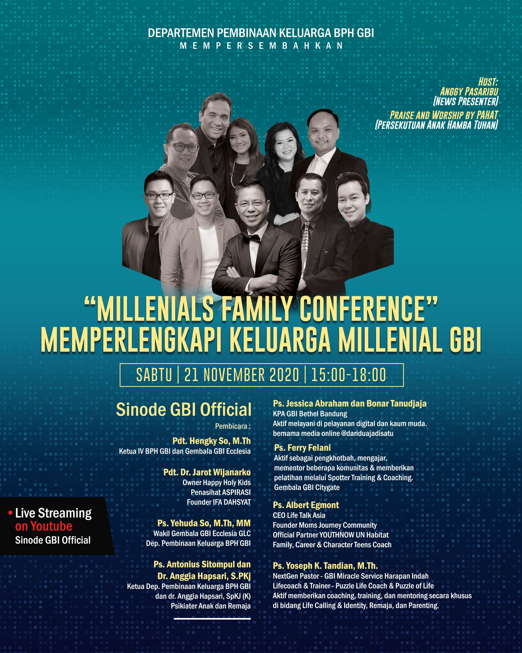 Millennial's Family Conference